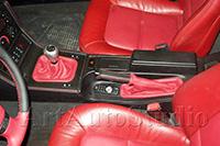 BMW Z3 полная перетяжка салона