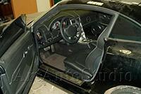 Chrysler Firebird полная перетяжка салона
