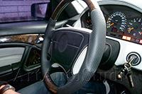 Mercedes перетяжка руля