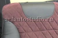 BMW 5 перетяжка руля и сидений