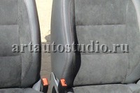 Volkswagen Golf перетяжка сидений